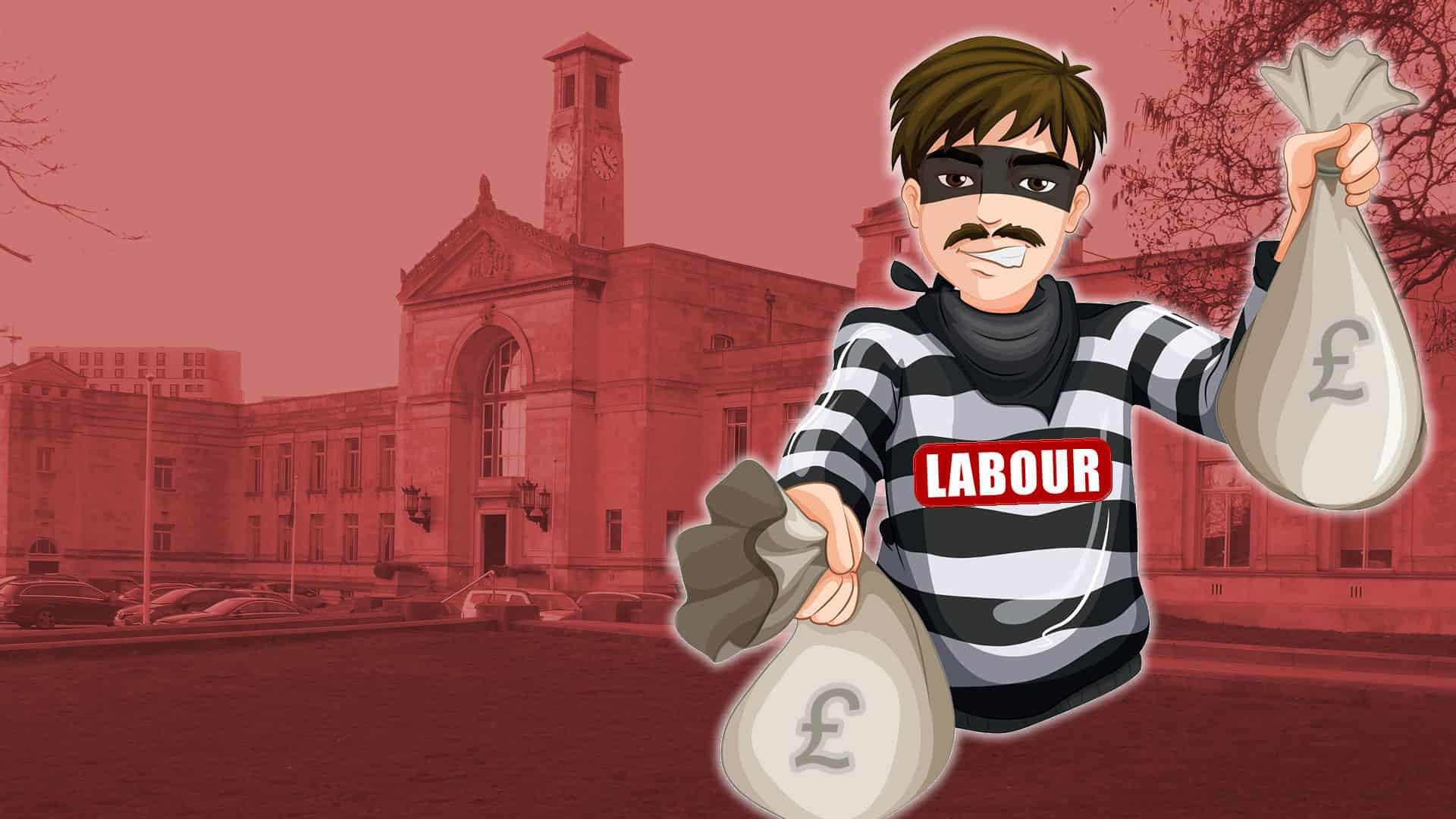 Council Tax Up Under Labour