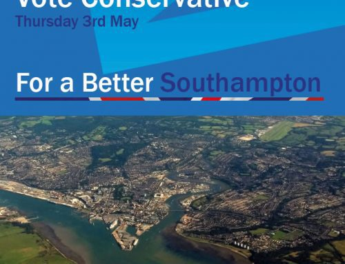 Our Plan For a Better Southampton Campaign Launch