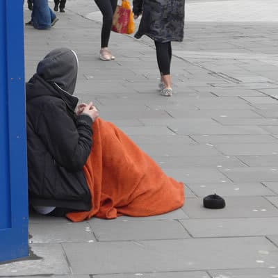 Tackling Homelessness in Southampton