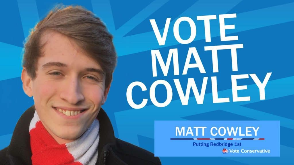 Vote Matt Cowley