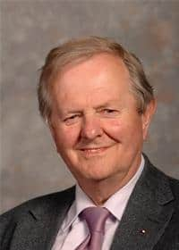 Councillor Brian Parnell