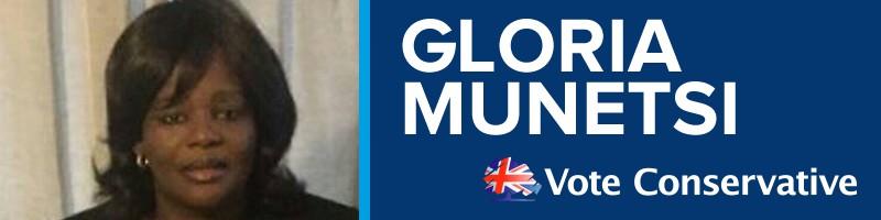 Gloria Munetsi