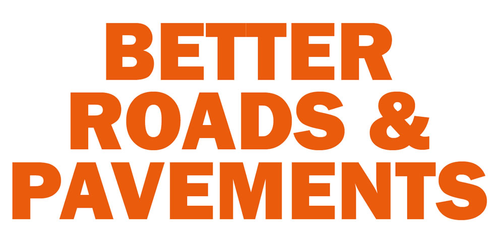 Better Roads & Pavements