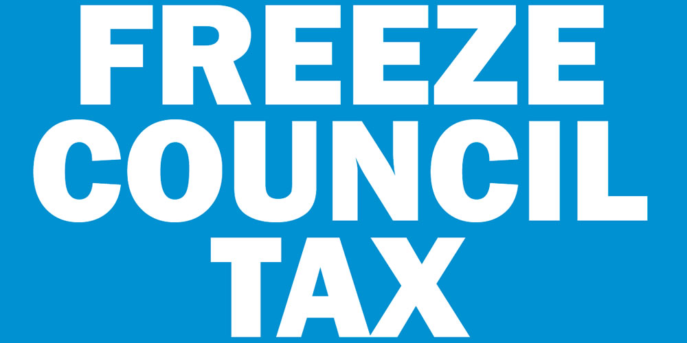 Freeze Council Tax
